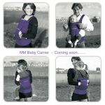 All 4 positions of Minimonkey Baby Carrier