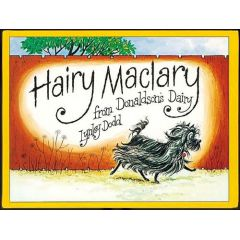 Hairy Maclary from Donaldson's Dairy (Lynley Dodd)