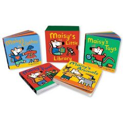Maisy's Little Library 4 book set (Lucy Cousins)