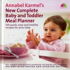 New Complete Baby & Toddler Meal Planner (Annabel Karmel)