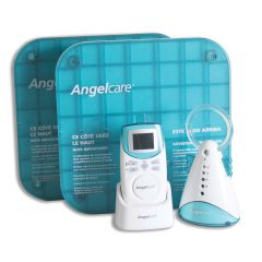 Angelcare Digital Sound & Movement Monitor - Rechargable ACS-401