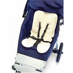 Outlook Essential Wool Liner Pram Liner