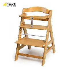 Hauck Alpha Highchair Natural
