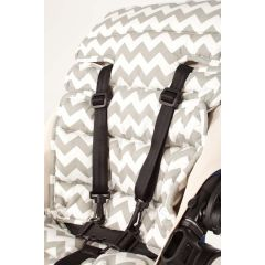 NEW Outlook Travel Comfy Desgin 2014 Grey Chevron