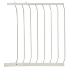 Dreambaby 63cm Standard Height Extension White
