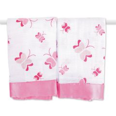 Aden + Anais Classic Issie Security Blanket Butterfly