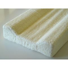 Heavenly Dreams Change Table Pad - Chenille Cream