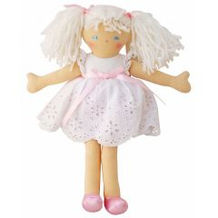 Alimrose Doll Bella White